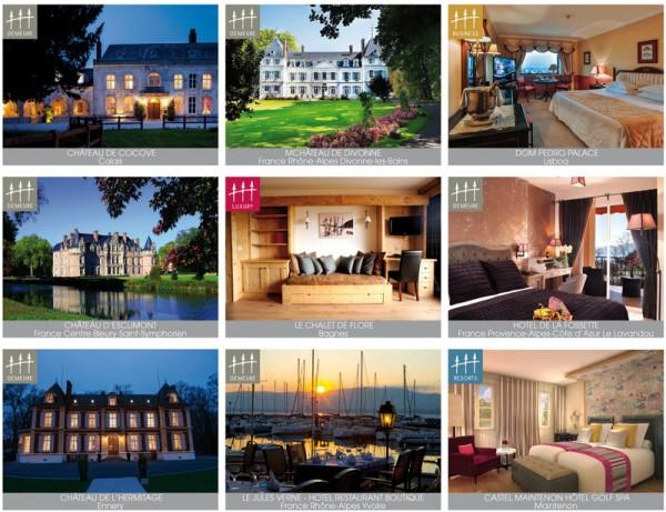 HOTELS & PREFERENCE