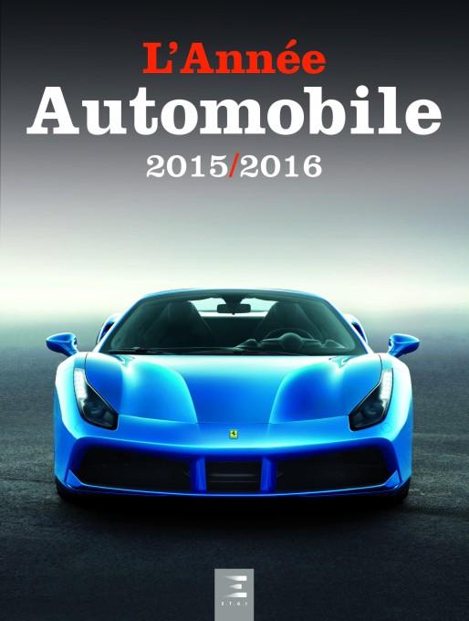LIVRE ANNEE AUTOMOBILE 2015 2016