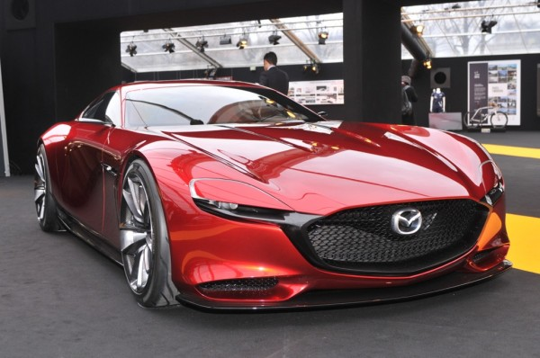 MAZDA RX VISION - image Alain le Page