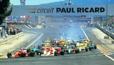 PAUL-RICARD-Dernier-GP-de-France-de-F1-en-1990-photo-Bernard-BAKALIAN