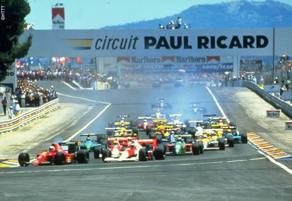 PAUL-RICARD-Dernier-GP-de-France-de-F1-en-1990-photo-Bernard-BAKALIAN