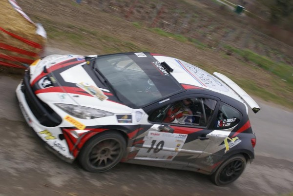 RALLYE-DES-VINS-DE-CHAMPAGNE-2015-DS3-SEVERINE-LOEB-A-BOUQUIGNY-Photo-Gaston-BERGER