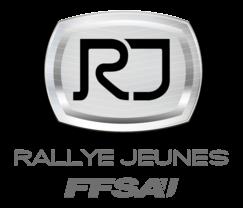 RALLYE JEUNES FFSA Logo