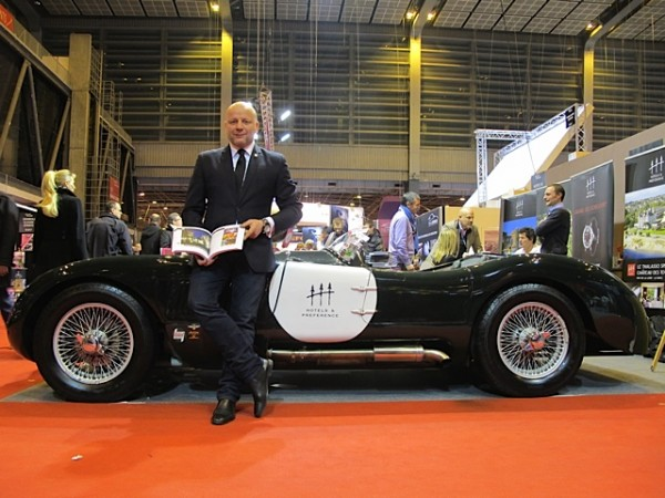 RETROMOBILE-2015-Stand-HOTELS-PREFERENCE-Nicolas-DUBOIS-Photo-Thierry-THOMASSIN