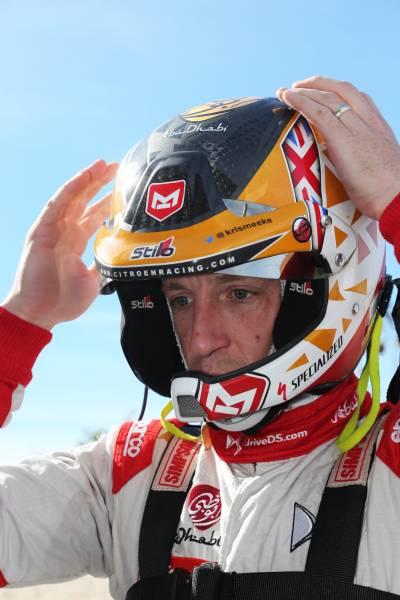 WRC 2016 MONTE CARLO Kris MEEKE