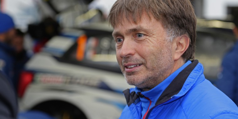 WRC 2015 WALES GB RALLY Team VW -JOST CAPITO