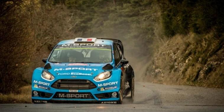WRC-2016-La-FORD-FIESTA-d-Eric-CAMILI-et-Nicolas-KLINGER-lors-des-dans-le-Vercors-debut-janvier