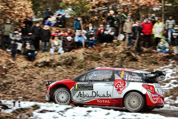 WRC-2016-MONTE-CARLO-5éme-place-finale-pour-le-duo-STEPHANE-LEFEBVRE-GABIN-MOREAU-et-leur-DS3-CITROEN-WRC