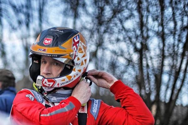 WRC 2016 - MONTE CARLO - Kris MEEKE - DS3 Team ABOU DHABI