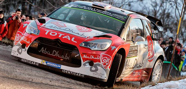WRC-2016-MONTE-CARLO-La-DS3-de-MEEKE-la-plis-rapide-du-Shakedown-mercredi-20-janvier