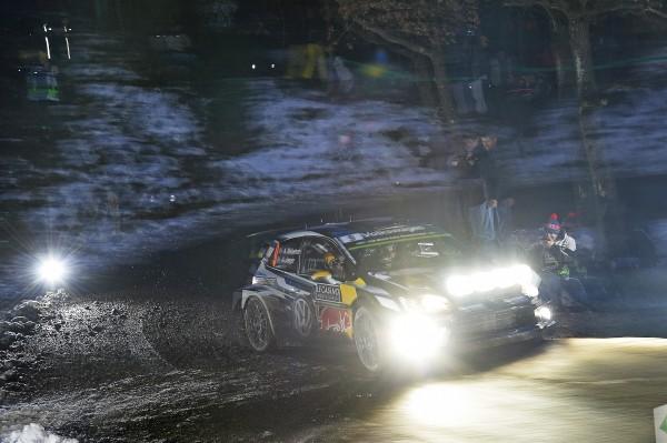 WRC 2016 MONTE CARLO - La VW POLO WRC de Seb Andreas MIKKELSEN.