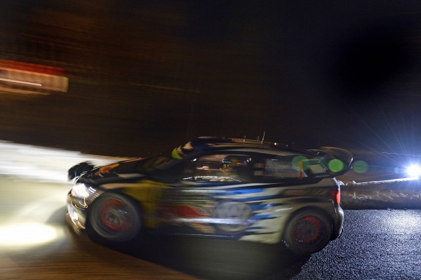 WRC 2016 MONTE CARLO La VW POLO WRC de Seb OGIER-Julien INGRASIA