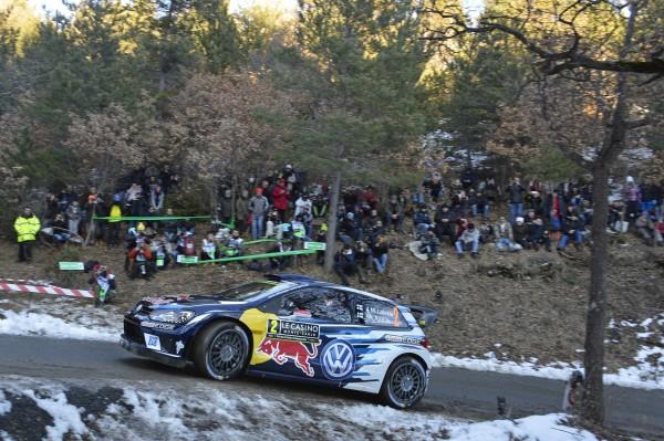 WRC 2016 MONTE CARLO - La VW Polo WRC de Jari Matti LATVALA
