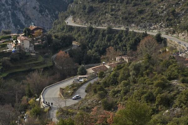 WRC 2016 MONTE CARLO - POLO WRC de Andreas MIKKELSEN.