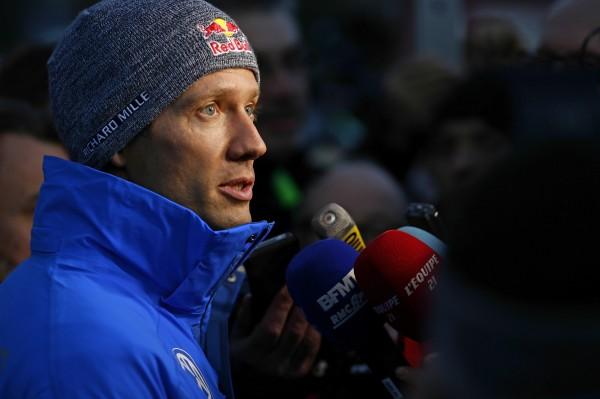 WRC 2016 MONTE CARLO - SEBASTIEN OGIER rn interview
