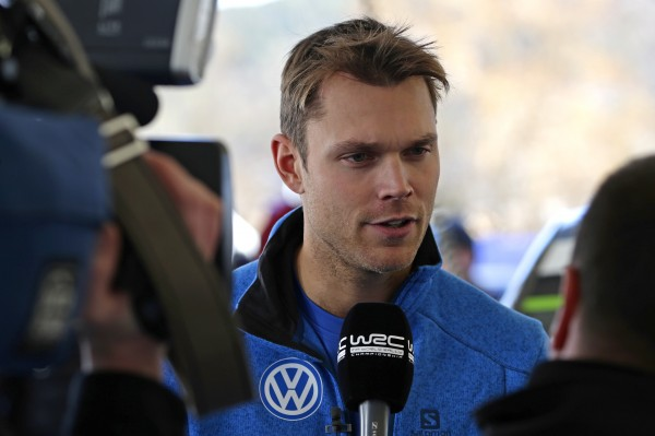 WRC 2016 MONTE CARLO - Team VW Polo WRC -Andreas MIKKELSEN