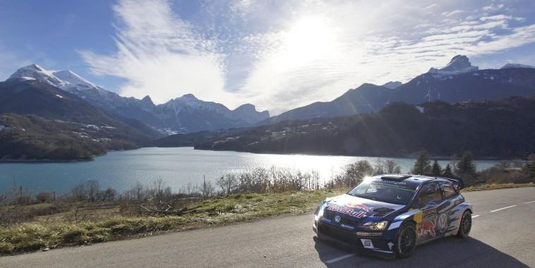 Sébastien Ogier (F), Julien Ingrassia (F) Volkswagen Polo R WRC (2016) WRC Rallye Monte Carlo 2016