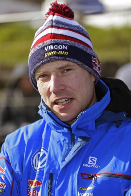 WRC 2016 MPNTE CARLO - Team POLO WRC Jari Matti LATVALA