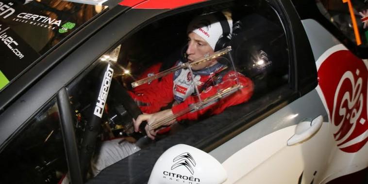 WRC Monté Carlo 2016 - Kris MEEKE -  photo Jean-François THIRY