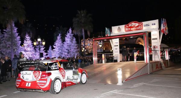 WRC-Monté-Carlo-2016-Stéphane-LEFEBVRE-Gabin-MOREAU-au-depart-de-MONTE-CARLO-JEUDI-21-janvier-photo-Jean-François-THIRY
