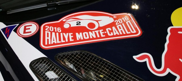 WRC Monté Carlo 2016 plaque Jari-Matti LATVALA photo Jean-François THIRY