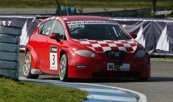 WTCC 2009 SEAT de Marin Čolak