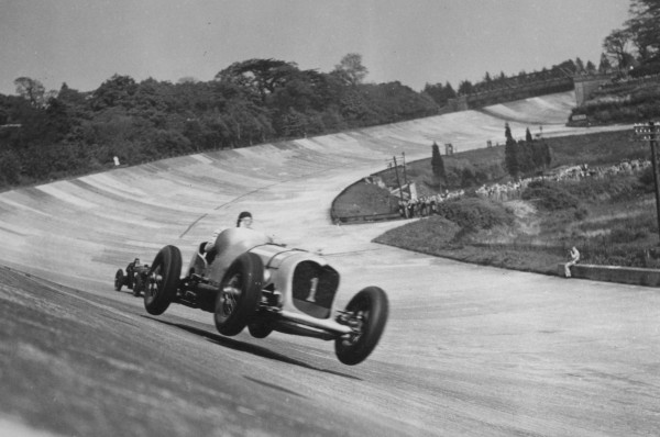 BROOKLANDS GRANDE ÉPOQUE