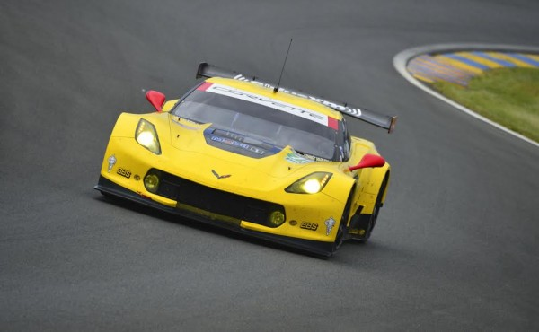 24-HEURES du MANS 2015 - CORVETTE C7-R-Photo-Max-MALKA