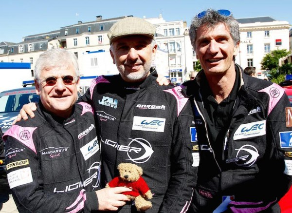 24-HEURES-DU-MANS-2015-PESAGE-Présentation-LIGIER-JSP2-Team-OAK-RACING-Photo-Thierry-COULIBALY