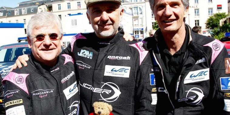 24-HEURES-DU-MANS-2015-PESAGE-Présentation-LIGIER-JSP2-Team-OAK-RACING-Photo-Thierry-COULIBALY