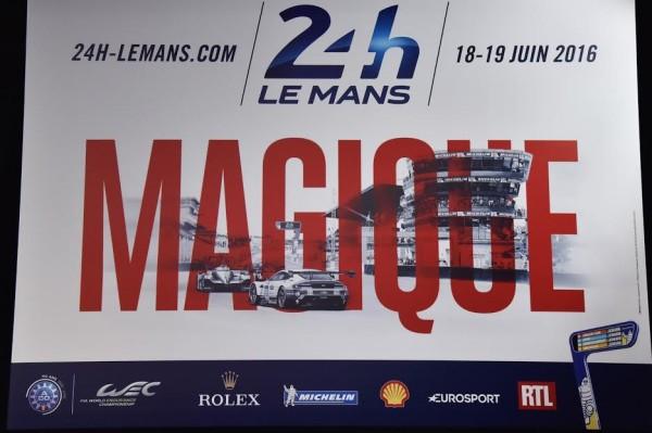 24 HEURES DU MANS - Présentation de la liste de invites MAGIQUE