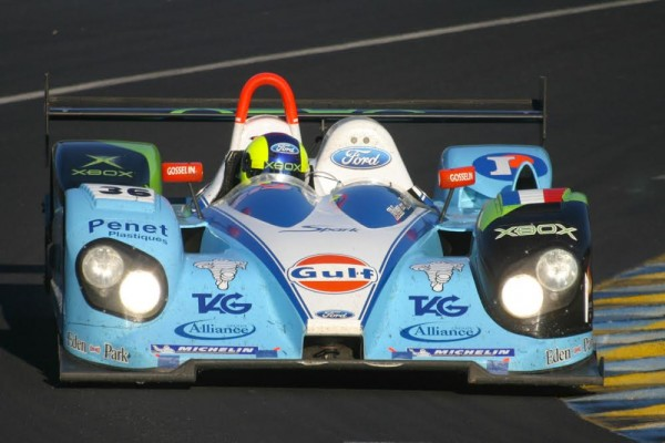 24-HEURES-du-2005-Courage-N°36-C65-LMP2-Ford-AER-P21-de-Gosselin-Ojjeh-Sharpe-®-Photo-Michel-Picard