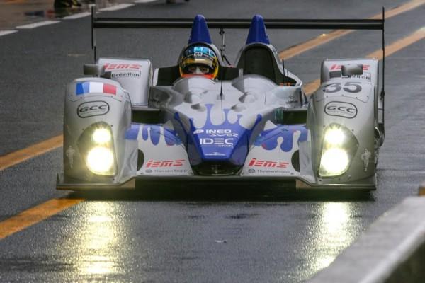24Heures du Mans 2007 - Courage LC75 LMP2 N°¦35 de Bruce Jouanny Jacques Nicolet et Alain Filhol ® Photo Michel Picard