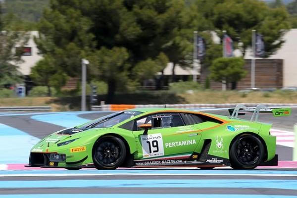 BLANCPAIN-2015-PAUL-RICARD-LAMBORGHINI-HURACAN-GT3-Team-GRT-GRASSER-Racing-de-PALMER-BABINI-et-Jeroen-MUL-Photo-Daniel-et-Dany-DELIEN.