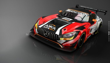BLANCPAIN SPRINT 2016 - MERCEDES Team AKKA