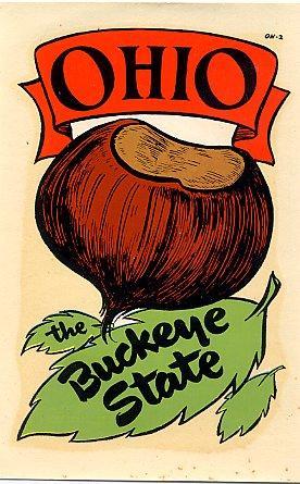 Buckeye-State Ohio