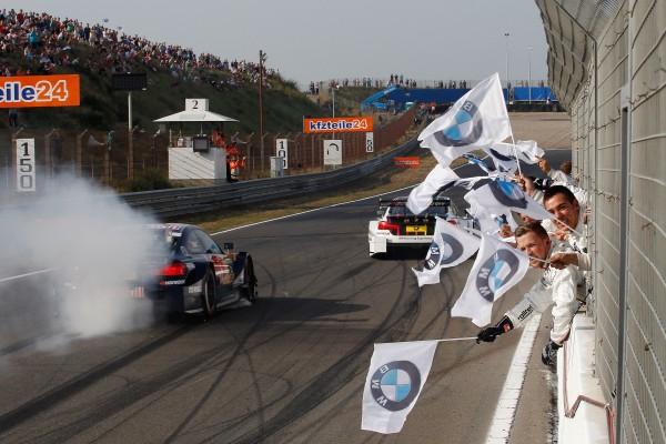 DTM 2015 ZANDVOORT les BMW 1ére place samedi 11 juillet. pour WITTMANN