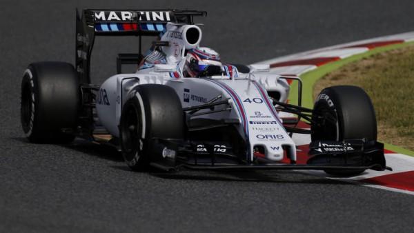 F1-2015-ALEX-LYNN-Pilote de test et de developpement chez WILLIAMS