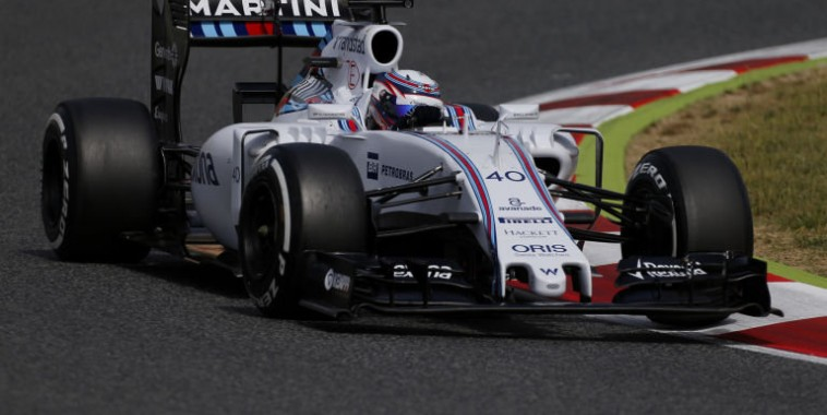 F1-2015-ALEX-LYNN-Pilote de test et de developpement chez WILLIAMS