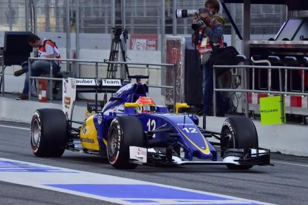 F1-2016-MONTMELO-Jeudi-25-Fevrier-FELIPE-NASR-SAUBER-Photo-Max-MALKA.