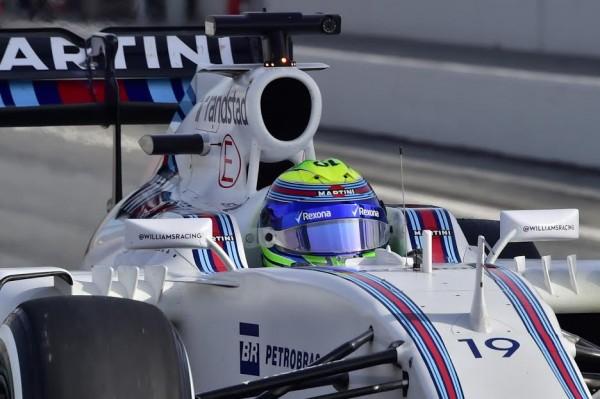 F1 2016 - MONTMELO - Mercredi 24 fevrier - FELIPE MASSA- Photo Max MALKA