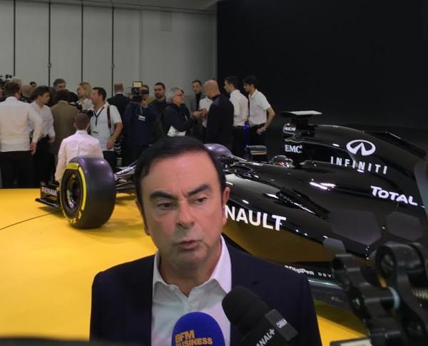 F1-2016-Présentation-Equipe-nouvelle-RENAULT-Carlos-GHOSN-Président-du-Groupe-RENAULT.
