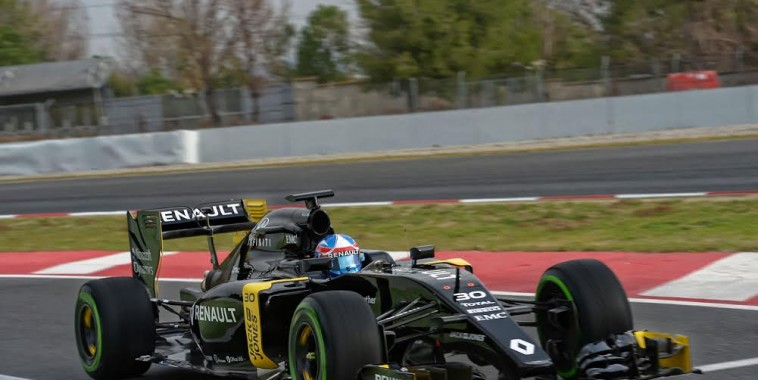 F1-2016-Test-MONTMELO-22-fevrier-RENAULT-Jolyon-PALMER-Photo-Antoine-CAMBLOR