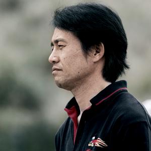 F1 Yusuke HASEGAWA.
