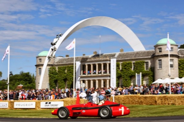 Festival Of Speed - Château de Goodwood