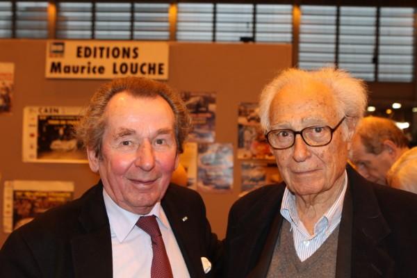 François Mazet & Jean Guichet © Jacques SamAlens