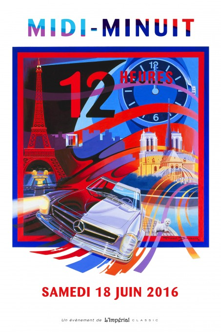 IMPERIAL MIDI MINUIT 2016 Affiche