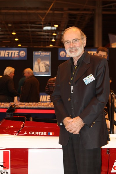 Jean Gorse (pilote CG) © Jacques SamAlens