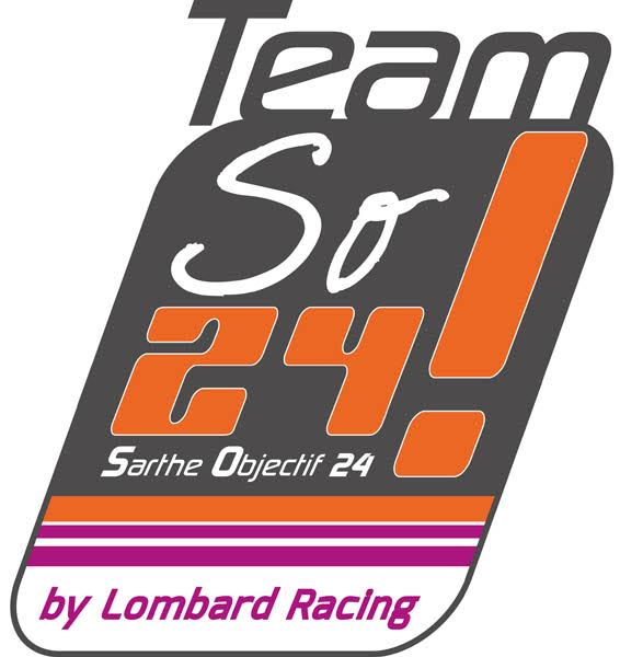 LOGO SO 24 by LOMBARD