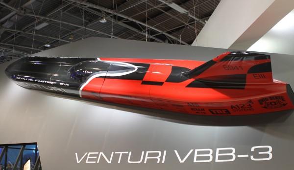 Mondial de l'Automobile 2014 - VBB-3